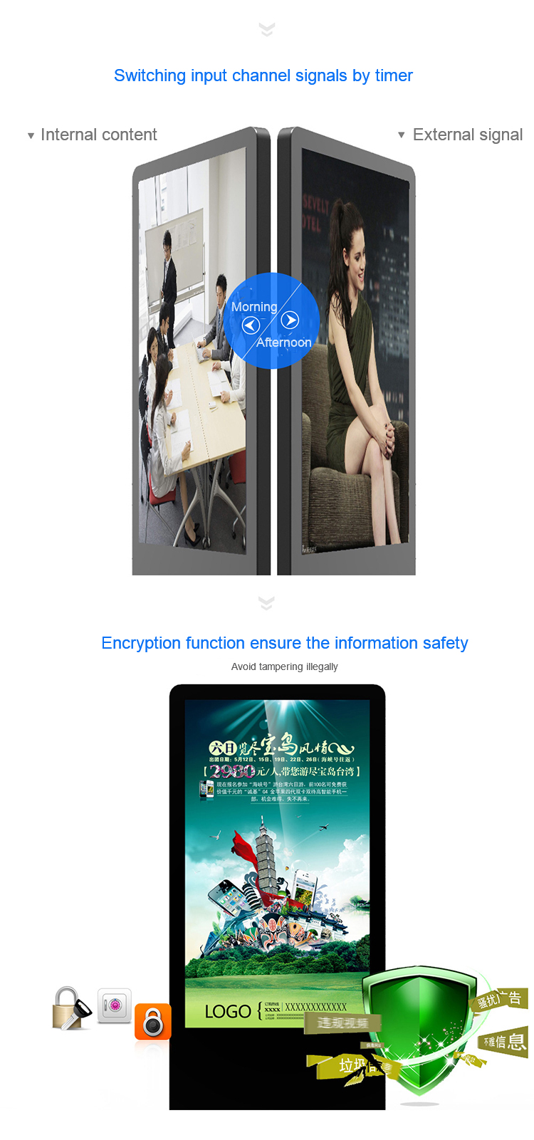 Digital-Signage-Display-L PF-Price