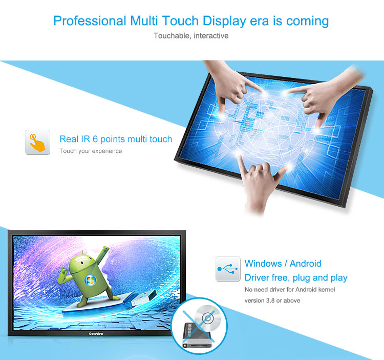 Wall-Mounting-Touch-Display-Factory