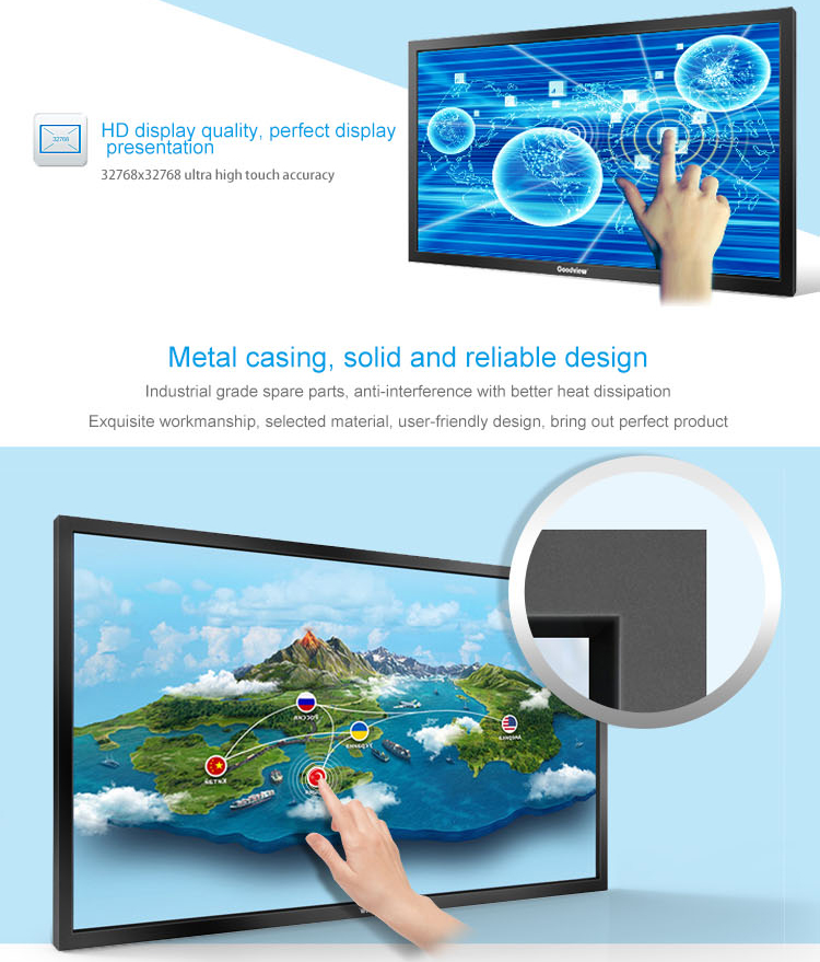 Wall-Mounting-Touch-Display-For-sale
