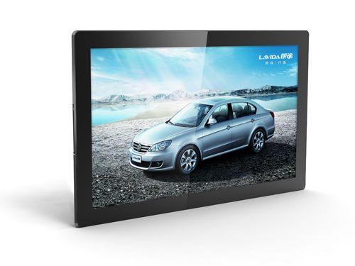 LCD Technology and Advertising Display